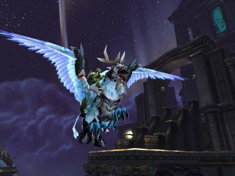 Attivata l'opzione per cambiare razza in World of Warcraft