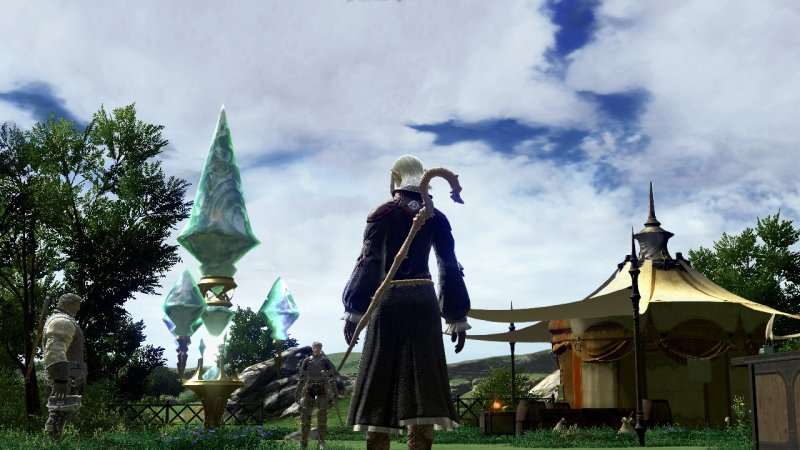 Final Fantasy è anche online