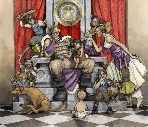 Fable III verrà mostrato il mese prossimo, dice Lionhead