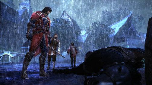 Lords of Shadow: Gabriel doveva essere un barbaro