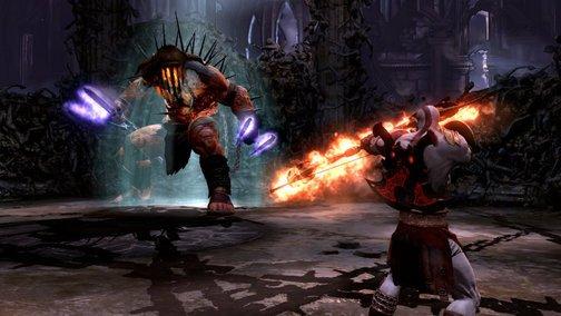 5 nuove immagini per Kratos