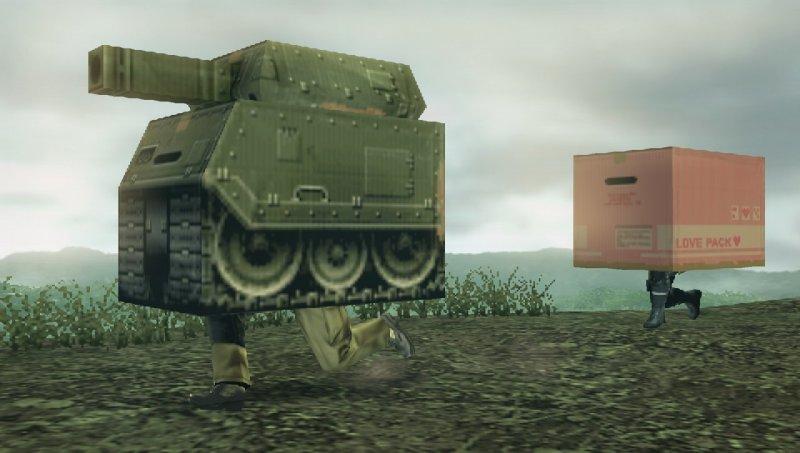 Metal Gear Solid: Peace Walker sarà giocabile al Tokyo Game Show