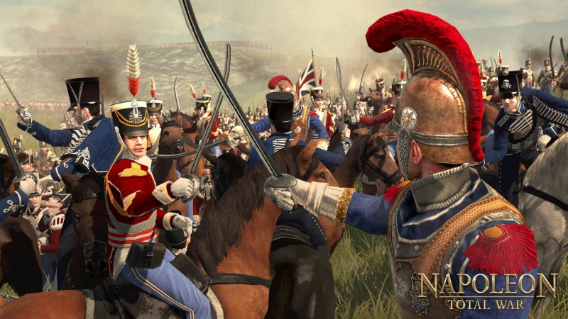 SEGA annuncia Napoleon: Total War!