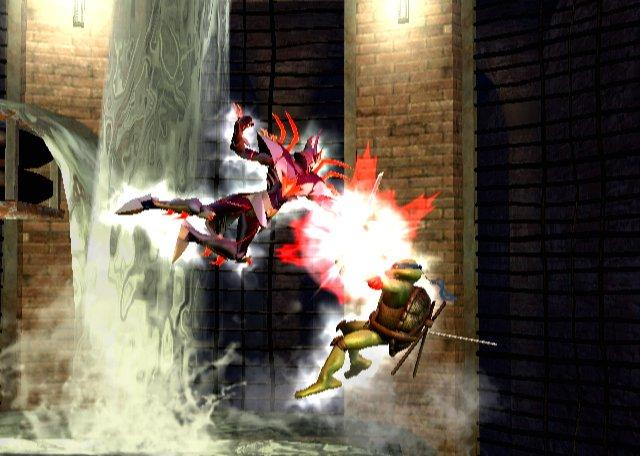Tartarughe Ninja avvistate a Colonia