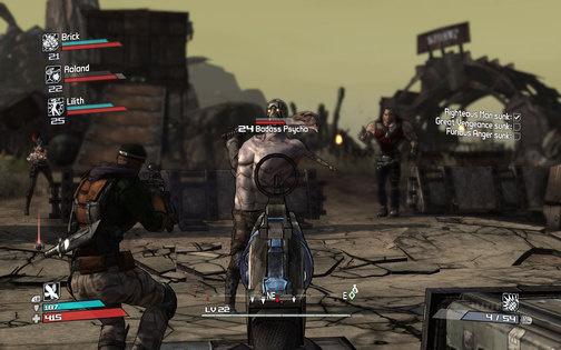 Borderlands arriva su Steam con degli extra