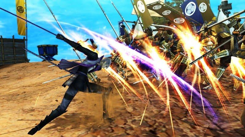 Capcom ufficializza Devil Kings 3 su Wii e PS3