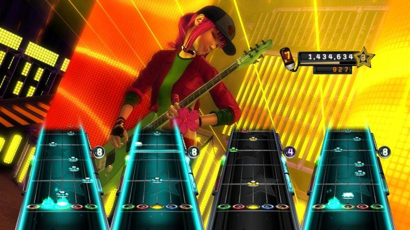 Demo di Band Hero su Xbox Live