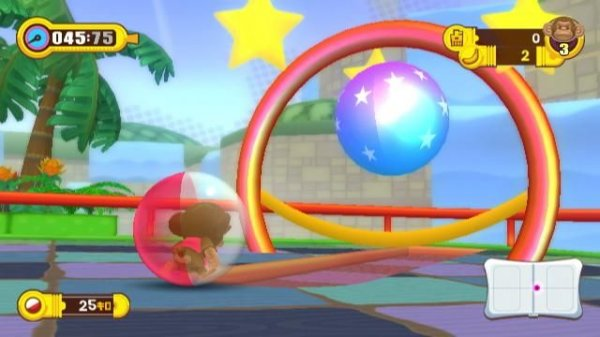 Aiai torna su Wii a bordo della Balance Board