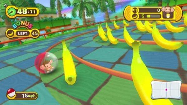 Le scimmie di nuovo su Wii