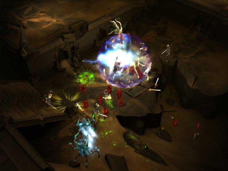 Che fine hanno fatto le rune di Diablo III?