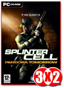 Tom Clancy's Splinter Cell: Pandora Tomorrow per PC Windows