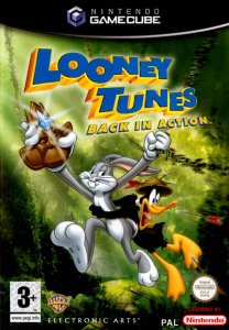 Looney Toons: Back in Action per GameCube