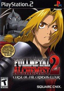 FullMetal Alchemist 2: Curse of the Crimson Elixir per PlayStation 2