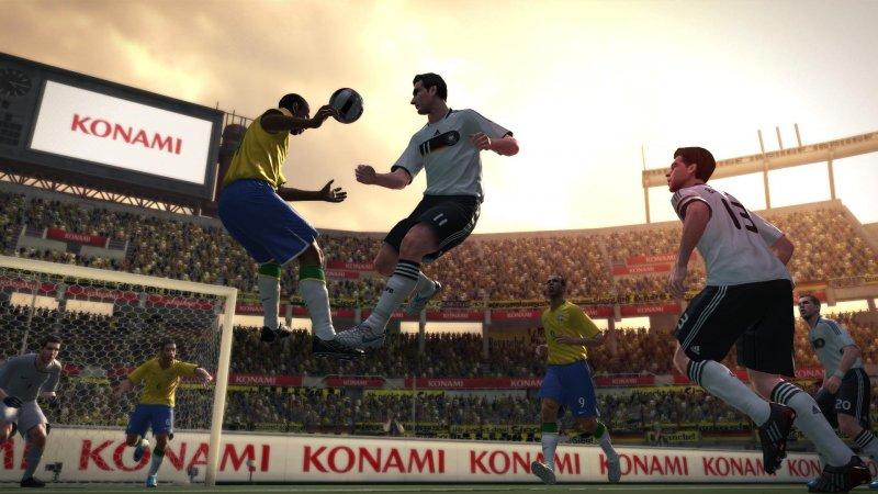 Demo di Pro Evolution Soccer 2010 e Brutal Legend domani