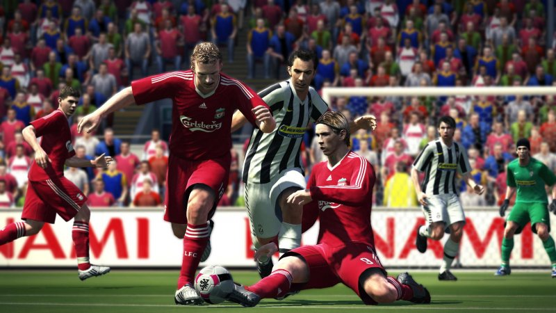 Demo di Pro Evolution Soccer 2010 disponibile