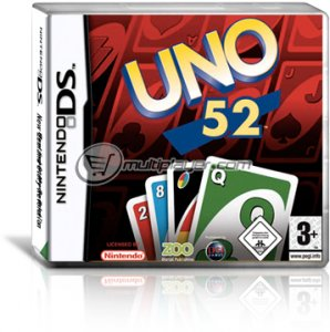 Uno 52 per Nintendo DS