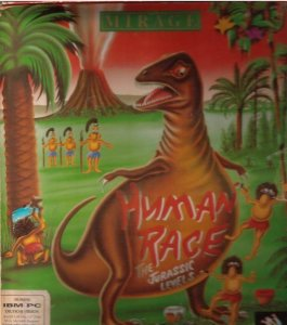 Human Race: The Jurassic Levels per PC MS-DOS