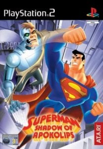 Superman Shadow of Apokolips per PlayStation 2