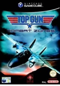 Top Gun: Combat Zones per GameCube