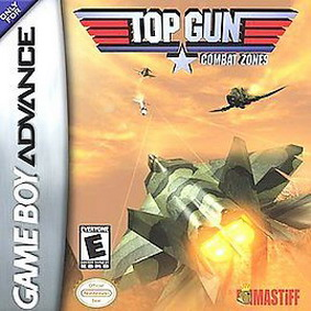Top Gun: Combat Zones per Game Boy Advance