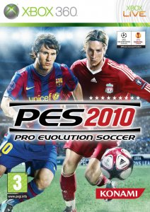 Pro Evolution Soccer 2010 (PES 2010) per Xbox 360
