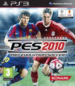 Pro Evolution Soccer 2010 (PES 2010) per PlayStation 3