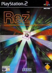Rez per PlayStation 2