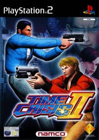 Time Crisis 2 per PlayStation 2