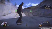 Tony Hawk: Ride - Videoanteprima GamesCom 2009
