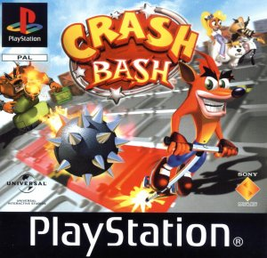 Crash Bash per PlayStation