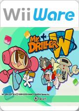 Mr. Driller W per Nintendo Wii