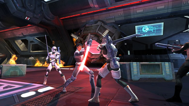 Rivelata una nuova classe di Star Wars: The Old Republic
