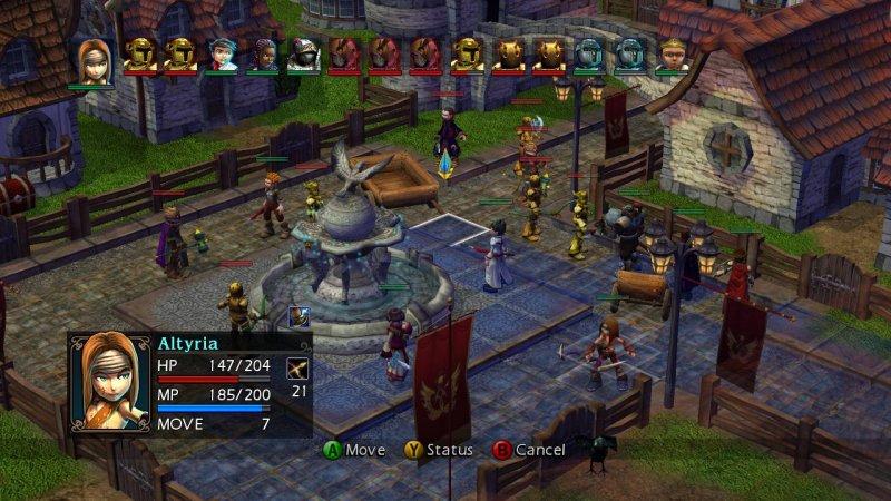 Data e prezzo per Vandal Hearts su Xbox Live Arcade