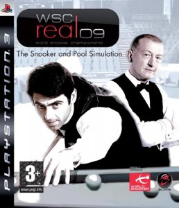 WSC REAL 09: World Snooker Championship per PlayStation 3
