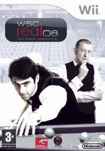 WSC REAL 09: World Snooker Championship per Nintendo Wii
