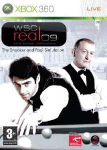 WSC REAL 09: World Snooker Championship per Xbox 360