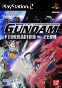 Mobile Suit Gundam: Federation VS Zeon per PlayStation 2