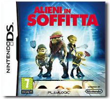 Alieni in Soffitta per Nintendo DS