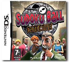 Sudoku Ball Detective per Nintendo DS