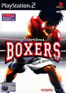 Victorious Boxers: Ippo's Road To Glory per PlayStation 2