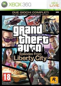 Grand Theft Auto: Episodes from Liberty City per Xbox 360