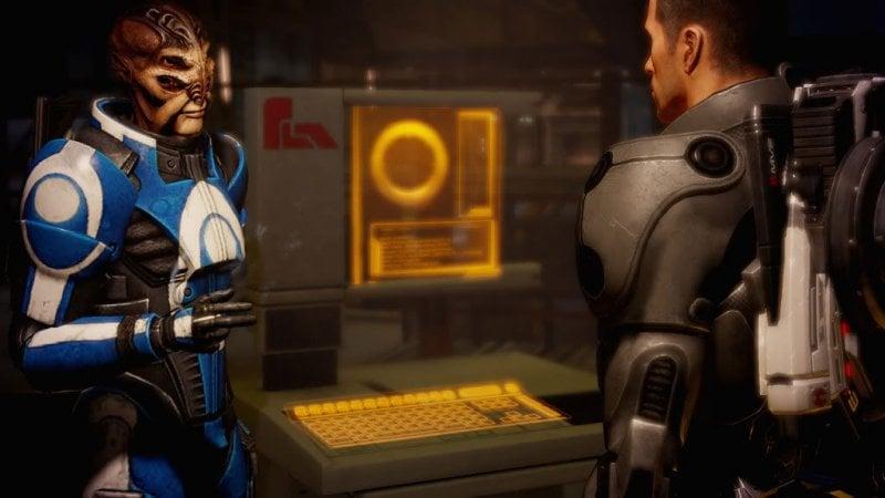 Spunta il DLC Arrival di Mass Effect 2 su PS3