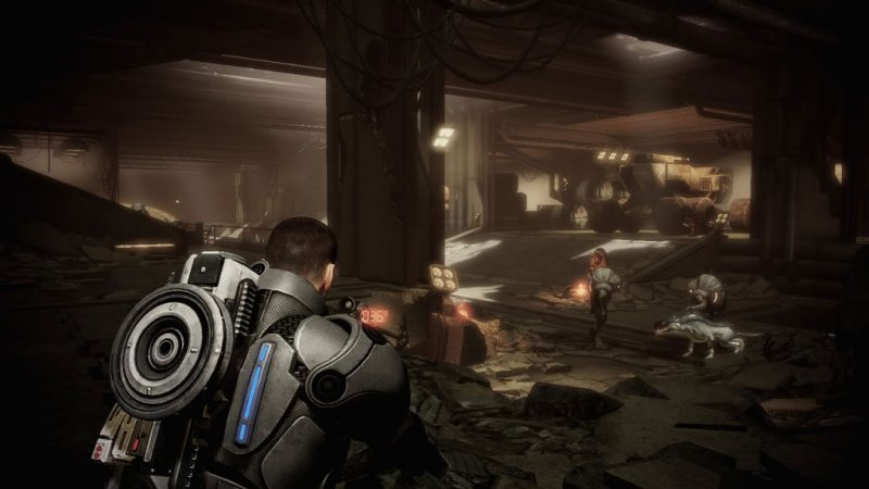 Mass Effect 2 in video al Penny Arcade Expo