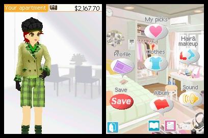 Nintendo presenta: Style Boutique si mostra su Nintendo DS