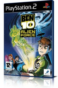 Ben 10: Alien Force - The Game per PlayStation 2