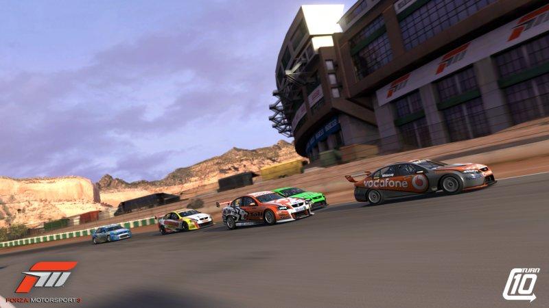Ancora uno sguardo a Forza Motorsport 3
