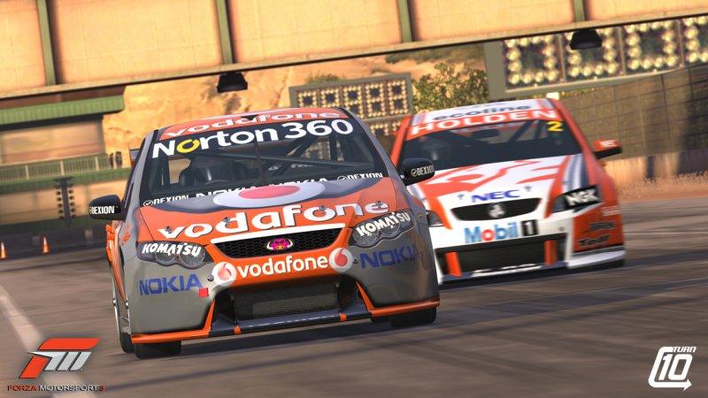 Il trailer di lancio di Forza Motorsport 3