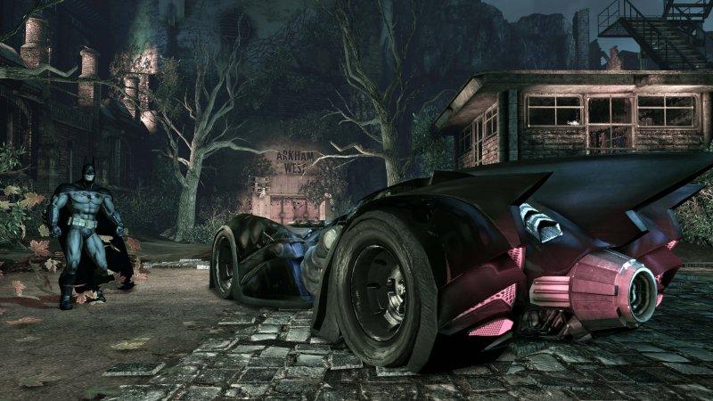 2.5 milioni di unità per Batman: Arkham Asylum