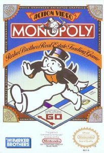 Monopoly per Nintendo Entertainment System