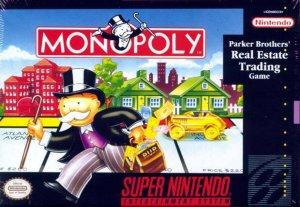 Monopoly per Super Nintendo Entertainment System